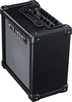 """Roland Guitar Amp, 20w, i-Cube Link 1 x 8"""", 3 ch w 3 sets of FX, & 6 lead tones"""