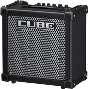 "Roland Guitar Amp, 20w, i-Cube Link 1 x 8"", 3 ch w 3 sets of FX, & 6 lead tones"
