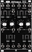 Roland System-500 Modular Set