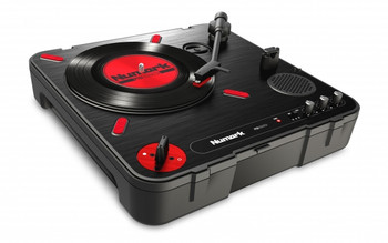 Numark PT01Scratch Portable Turntable with Scratch Switch