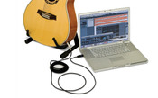Alesis GuitarLink 1/4-inch Guitar to USB cable.
