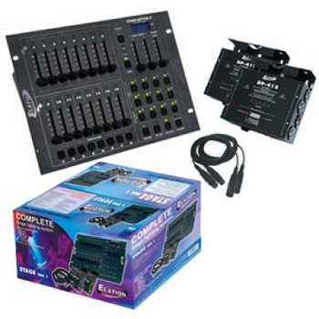 ADJ Stage Lighting System