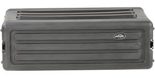 SKB 1SKB-R3S 3 Rack Unit Roto Molded Shallow Case