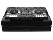 FZRODJ808BL ROLAND DJ-808 SERATO DJ CONTROLLER CASE BLACK LABEL LOW PROFILE SERIES