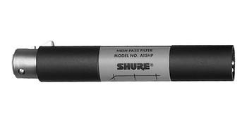 Shure A15HP High Pass Filter