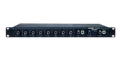 Shure SCM800 Eight-Channel Microphone Mixer with EQ per Channel, AC only, One Rack Space, Single and Dual Mount