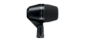 Shure Cardioid swivel-mount dynamic kick-drum microphone - less cable