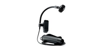 Shure Cardioid condenser gooseneck instrument microphone - XLR-XLR cable
