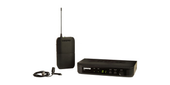 Shure BLX14 LAV SYSTEM WITH CVL