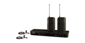 Shure BLX188 Dual Lavalier Wireless Microphone System