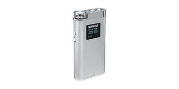 Shure HEADPHONE AMPLIFIER/DAC