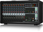 Behringer PMP2000D 2000-Watt 14-Channel Powered M