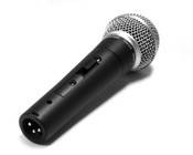 Shure SM58S Dynamic Mic with Switch