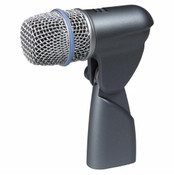 Shure BETA 56A Dynamic Instrument Mic