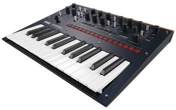 Korg Monologue Portable Monophonic Analog Synthesizer Blue