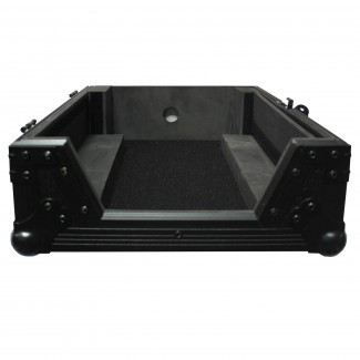 ProX Large Format CD / Media Player Case - Black on Black