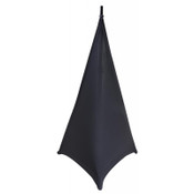 On-Stage Stands Speaker Stand Skirt (Black)