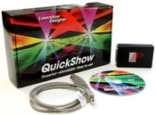 UNO Laser Quickshow FB3 Pangolin Quickshow Ilda Control Software With Flashback