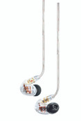Shure SE535-CL Triper Driver Earphone (Clear)