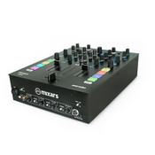 Mixars DUO mk2 (Galileo Essential crossfader) 2-Channel Serato DJ Mixer