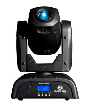ADJ Pocket Pro Compact Moving Head Lighting Fixture