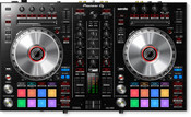 Pioneer DJ DDJ-SR2 Portable DJ Controller for Serato
