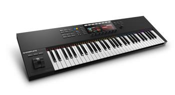 Native Instruments KOMPLETE KONTROL S61 Smart Midi Keyboard