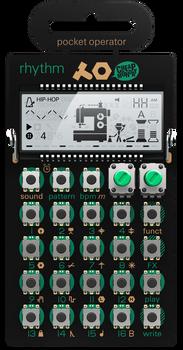 Teenage Engineering PO-12 Rhytm Pocket Operator
