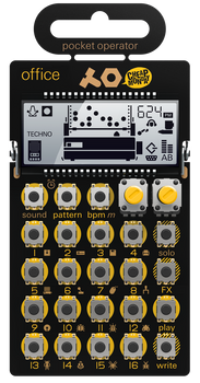 Teenage Engineering PO-24 Office Pocket Operator