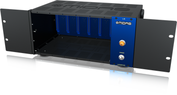 Midas Midas 500 Series Portable Chassis for 6 Modules with Advanced Audio Routing and Rackmount Kit