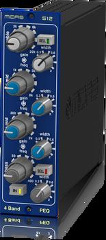 Midas Midas 500 Series 4 Band Fully Parametric Equaliser Based on MIDAS HERITAGE 3000