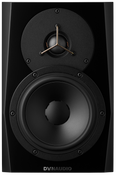 "Dynaudio Reference Studio Monitor - 5.7"" woofer with aluminum voice coil, 50W HF and 50W LF Class D Amp"