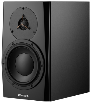 Dynaudio LYD-7 Reference Studio Monitor - 7-inch woofer with aluminum voice coil, 50W HF and 50W LF Class D Amp
