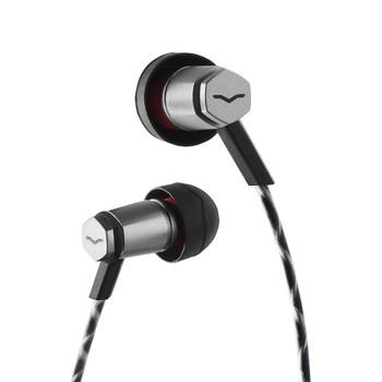 V-Moda Forza Metallo In-Ear Headphones (Black / Android)