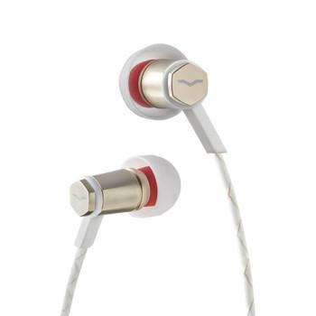 V-Moda Forza Metallo In-Ear Headphones (Rose Gold / IOS)
