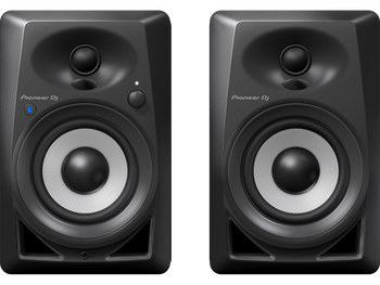 Pioneer DM-40BT 4-inch Desktop Monitor Speakers (Pair)
