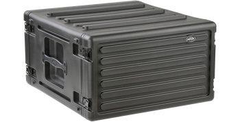 SKB 1SKB-R6U 6U Space Roto Molded Rack