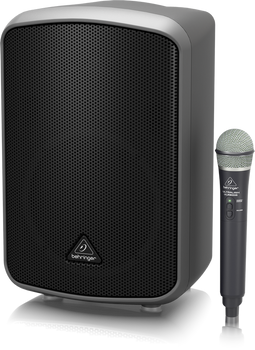 Behringer MPA200BT All-In-One Portable 200watt Speaker