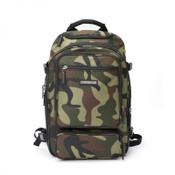 Magma Digi Dj Backpack Camo-Green/Red