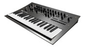 Korg Minilogue Polished Gray Limited Polyphonic Analog Keyboard Synthesizer