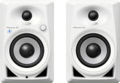 Pioneer DM-40BT-W 4-Inch Desktop Monitor Speakers (White)