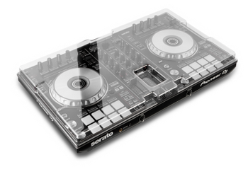 Decksaver PIONEER  DDJ-SR2 and DDJ-RR Cover Smoked/Clear
