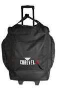 Chauvet DJ CHS-50 VIP Rolling Travel Bag for DJ Lights