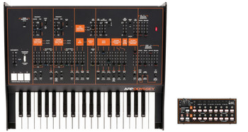 Korg Arp Odyssey Full-Size Synthesizer with SQ-1 Rev 3