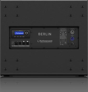 Turbosound Berlin TBV118LAN Powered Subwoofer