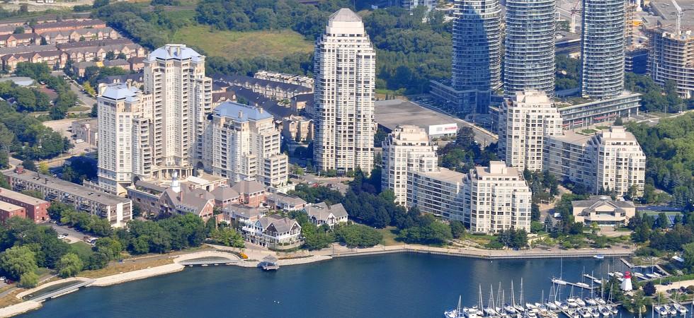 Marina Del Rey Toronto On Waterfront Condominium Residences
