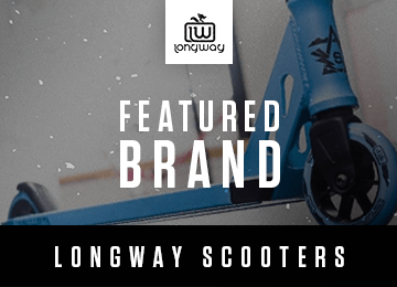 Featured Brand at Scooter Hut | Longway