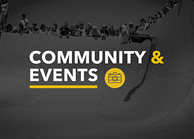 Community & Events