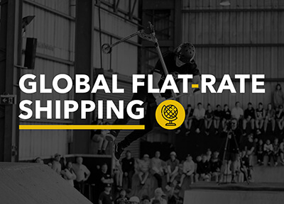 Global Flat-Rate Shipping