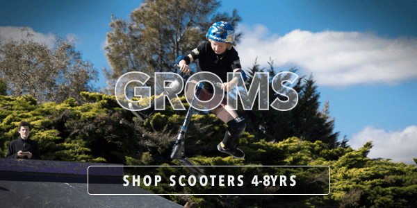 Shop scooters 4-8 years